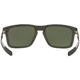 Oakley Holbrook Mix Sunglasses woodgrain/prizm black